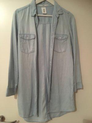 H&M Denim Dress pale blue