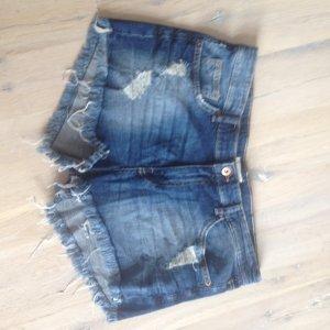 Jeanshorts Franzen Denim