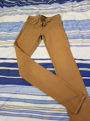Tally Weijl Stretch Jeans sand brown