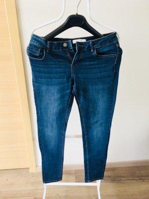 Promod Boot Cut Jeans dark blue