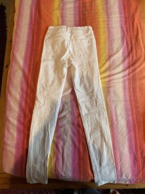 H&M Stretch jeans wit