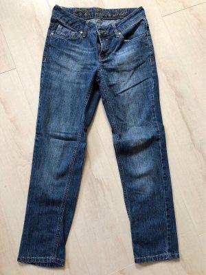 Esprit 7/8 Length Jeans cornflower blue-steel blue