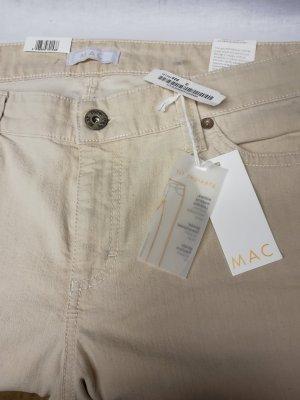 MAC Jeans Pantalon cinq poches beige clair