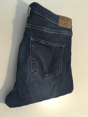 Hollister High Waist Jeans blue-dark blue