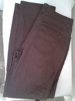 Carrot Jeans brown