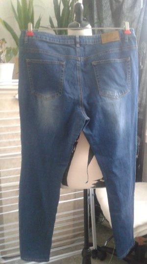 Arizona Jeans elasticizzati blu neon