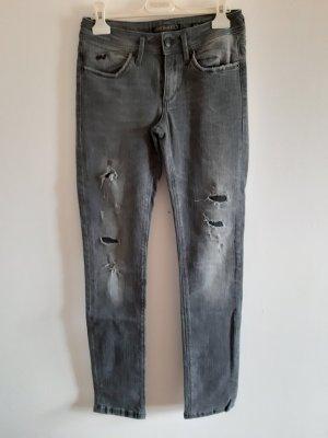 Staff Jeans Jeans stretch gris