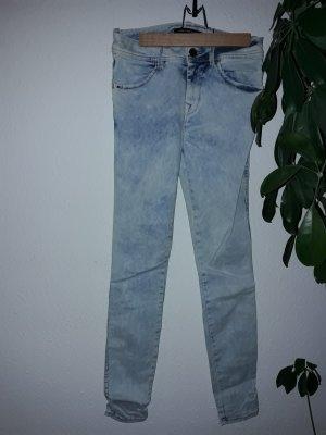 Fornarina Pantalon cinq poches multicolore