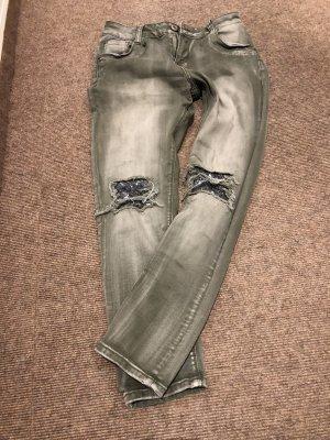 Tube Jeans khaki