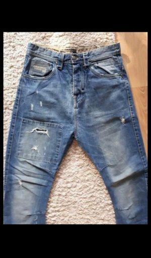 Jeanshose Jeans Herren Bershka