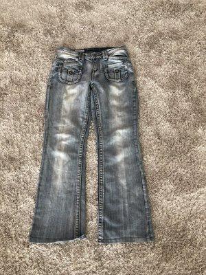 Jeanshose Jeans Hose Gr 36 S von Yessica