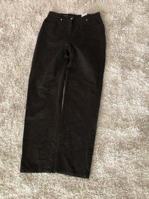 Jeanshose Jeans Hose Stretch Gr 38 40 S M braun