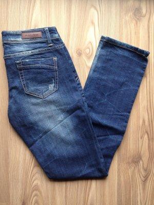 Jeanshose mit Waschung von Amisu New Yorker