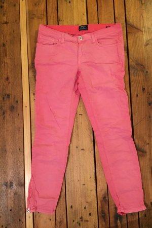 Jeanshose rosa Gant mit Reißverschluss