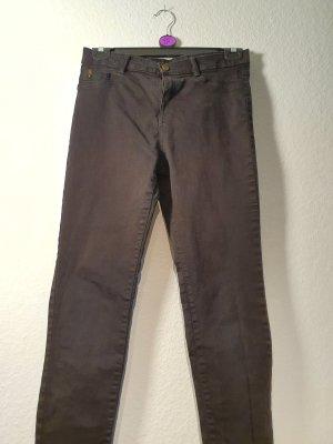 jeanshose schwarz