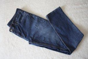 Jeanshose Tommy Hilfiger Straight-Leg, blau Gr. 38