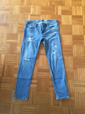 """Jeanshose von Adriano Goldschmied """"The Stilt"""" Cigarette Leg, Größe 30 R"""
