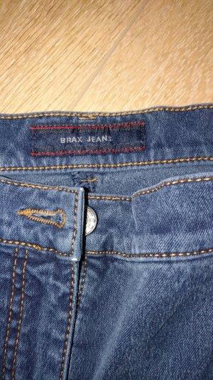 Jeanshose von Brax in dunkelblau