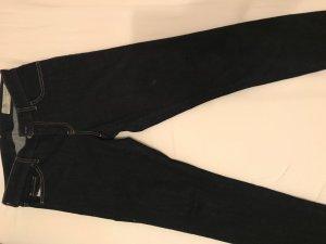 Diesel Pantalone a sigaretta blu scuro