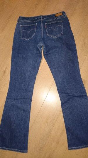 Jeanshose von Levis in Blau