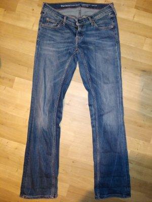 Mustang Jeans svasati blu