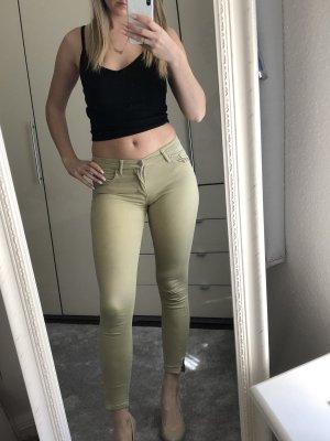 Zara Vaquero hipster beige claro