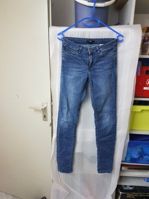 H&M Jeans elasticizzati blu