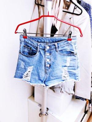 Jeanshotpants