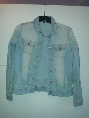Esmara Denim Jacket light grey-pale blue