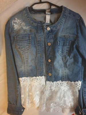 Amy Vermont Denim Jacket blue