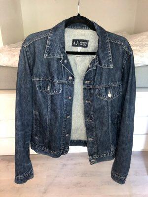 Armani Jeans Denim Jacket multicolored