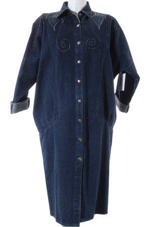Jeansjacke blau 80ies-Stil