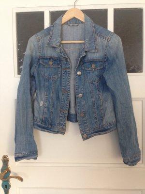Jeansjacke | blau | Größe S | Hipster | Blogger | Fashion | Boho | Hippie
