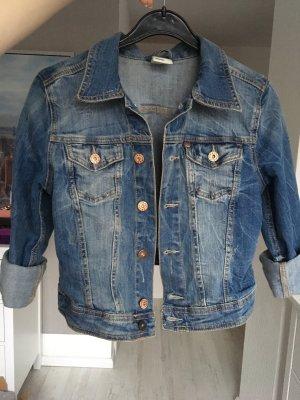 Jeansjacke blau H&M
