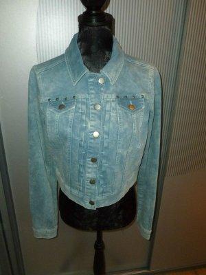 Biba Denim Jacket cornflower blue