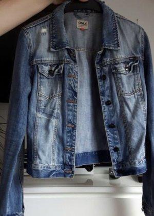 Jeansjacke blau ONLY