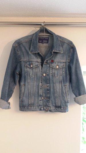 Jeansjacke blau S vintage
