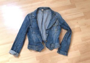 Jeansjacke, Boss Orange, jeansblazer