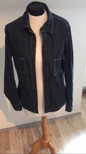 Jeansjacke bzw -hemd von vanilia