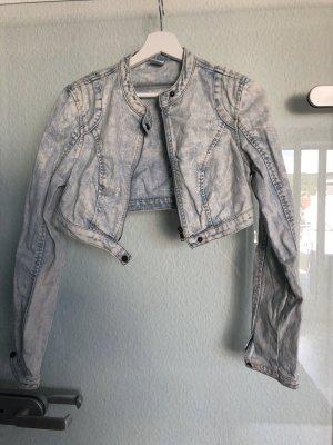 Vero Moda Denim Jacket pale blue