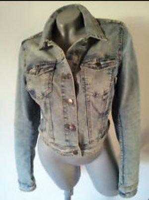 Jeansjacke Damen in Größe M