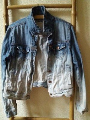 Denim Co. Denim Jacket azure-cornflower blue