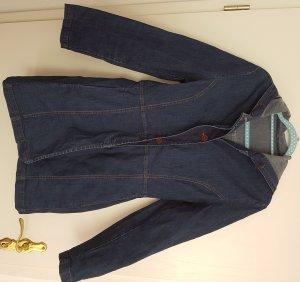 Jeansjacke dunkelblau 38