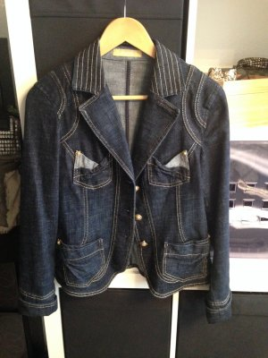 Biba Denim Jacket multicolored
