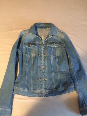 G-Star Veste en jean bleu pâle