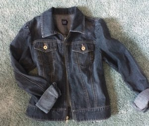 Gap Denim Jacket dark grey