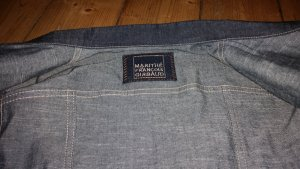 Jeansjacke Girbaud in dunkelblau zu verkaufen