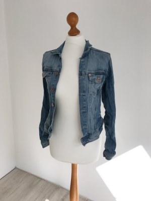 Jeansjacke, H&M, Used Look, 36