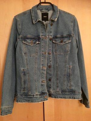 Object Denim Jacket cornflower blue