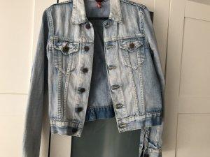 Jeansjacke hellblau H&M